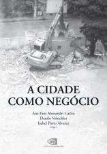 A CIDADE COMO NEGOCIO_CAPA.indd