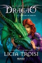A garota dragão - a árvore de Idhunn