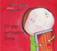 O meu primeiro livro