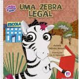 Uma zebra legal