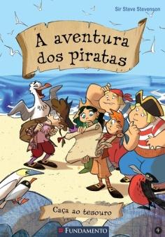 A aventura dos piratas - 4