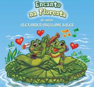 Capa livro Encanto na Floresta