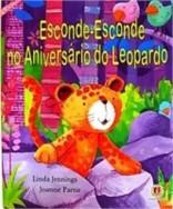 Esconde-esconde no aniversário do Leopardo