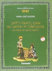 Iamê e Manuel Diogo nos campos de Piratininga na época dos bandeirantes