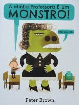 Minha professora é um monstro
