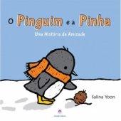 O pinguim e a pinha