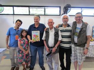 Autores e ilustradores com Roberto Ferrari