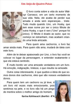 Indicação Karina Libertini
