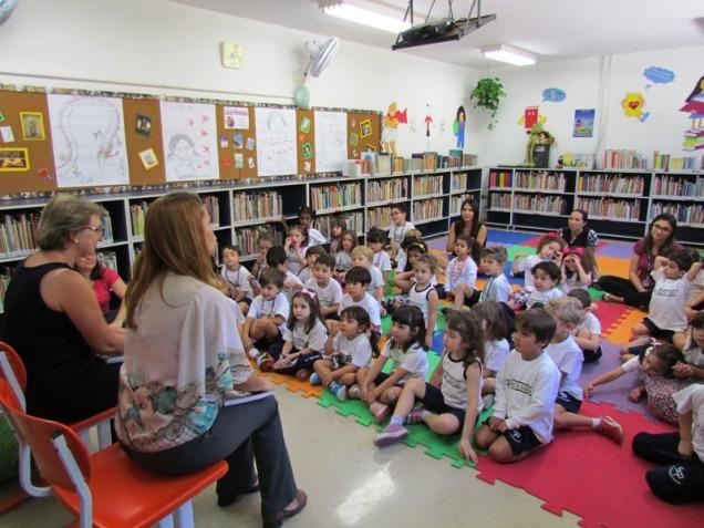 Ed. Infantil - Encontro com autoras1