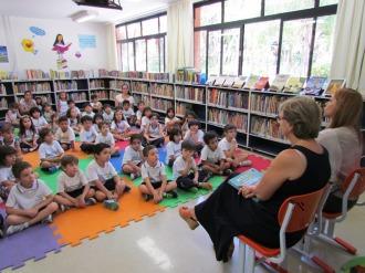 Ed. Infantil - Encontro com autoras9