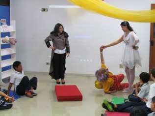 Circo na Biblioteca8