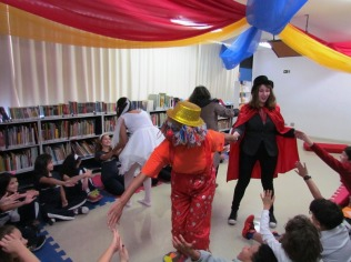 Circo na Biblioteca19