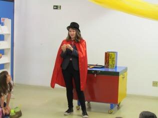Circo na Biblioteca21