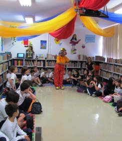 Circo na Biblioteca23