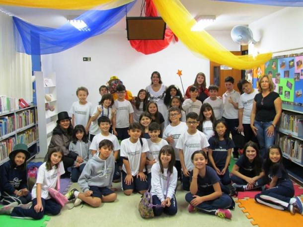 Circo na Biblioteca25