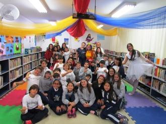 Circo na Biblioteca26