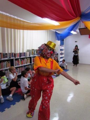 Circo na Biblioteca31