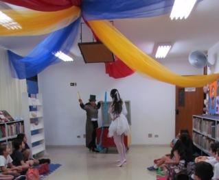 Circo na Biblioteca35