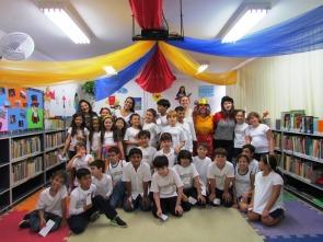 Circo na Biblioteca38