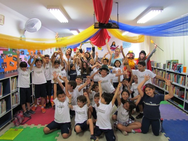 Circo na Biblioteca39