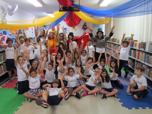 Circo na Biblioteca41