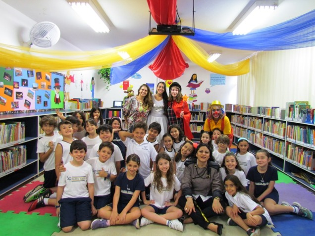Circo na Biblioteca44