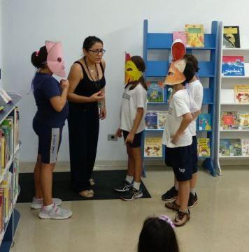 """4º ano – """"Um porco vem morar aqui!"""" « Biblioteca Pe. Moreau"""