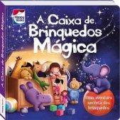 A caixa de brinquedos mágica