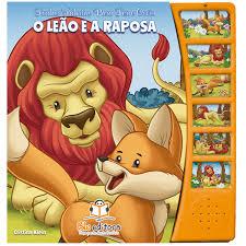 O leão e a raposa